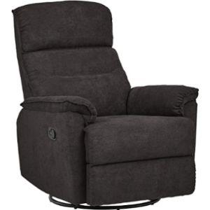 Ravenna Home Swivel Chair Footstool