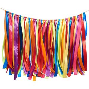 Wandic Ribbon Tassel Garland