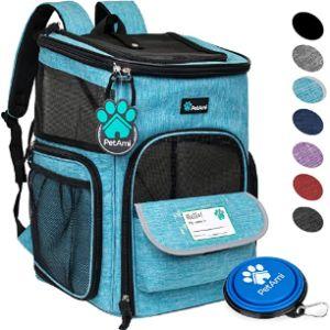 Petami Cat Backpack Carrier Bubble