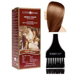 Surya.Brasil Henna Brasil Cream Hair Coloring