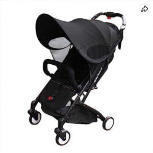 Clobeau Baby Stroller Shade
