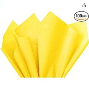 Flexicore Packaging Tissue Paper Sunflower