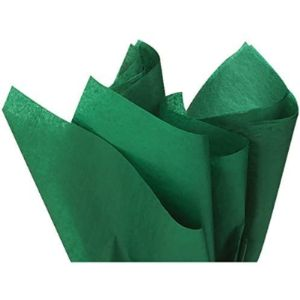 Flexicore Packaging Tissue Paper Green