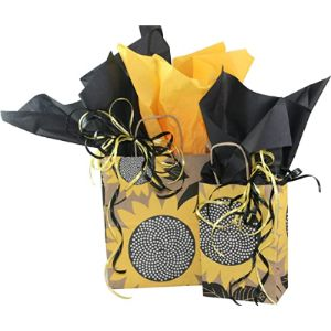 Creative Gift Wrap Tissue Paper Sunflower