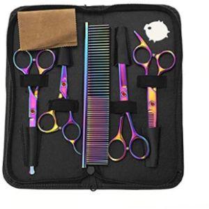 Chi Shang Dog Grooming Scissors Set