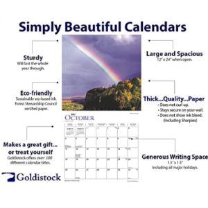Goldistock Moon Phase Calendar 2019
