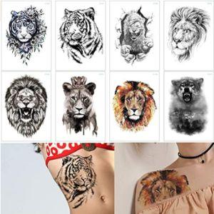 Visit The Glaryyears Store Tattoo Design Tiger