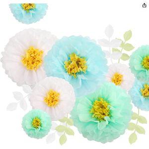 Fonder Mols Large Tissue Paper Flower