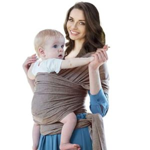 Cherub Baby Front Facing Wrap Carrier