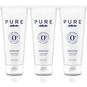 Gillette S Natural Shaving Cream Men