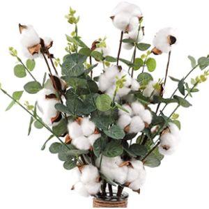 Cewor Cotton Bouquet Ball Flower