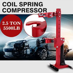Hydraulic Coil Spring Compressor Tool