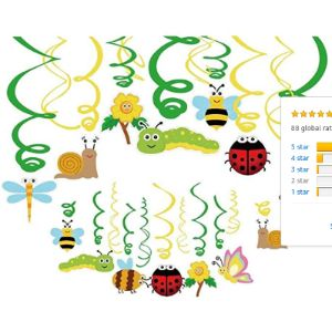 Wishlife Hungry Caterpillar Theme