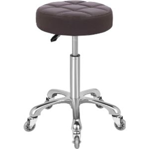 Karrie Swivel Counter Stool With Back