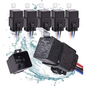 Mictuning Cost Relay Switch