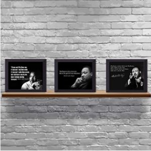 American Luxury Gifts Martin Luther King Famous Quote