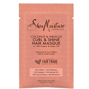 Sheamoisture Hibiscus Hydrating Hair Mask