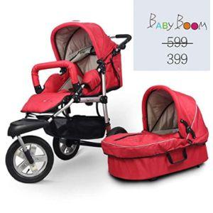 I.Likebaby Baby Stroller High End
