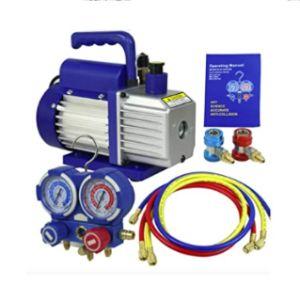 Xtreat Refrigeration Vacuum Gauge