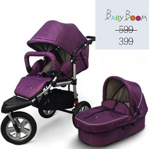 Ilikebaby Baby Stroller High End