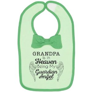 Gifts Baby Bib With Bow Ties