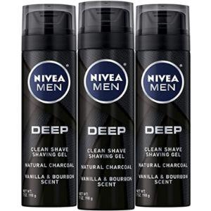 Natural Shaving Foam
