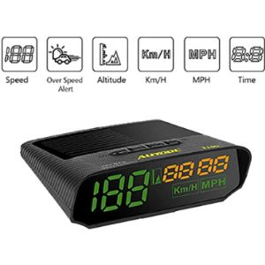 Autool Car Speedometer