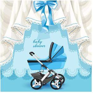 Dorcev Baby Carriage Cartoon