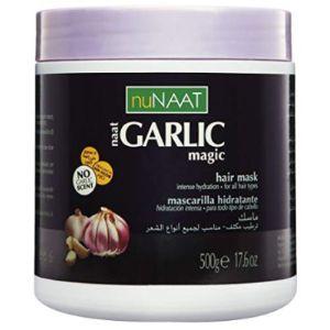Garlic Hair Mask