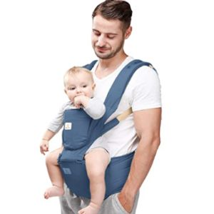 Peacoco Nursing Baby Carrier