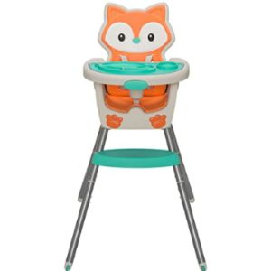 Infantino Rolling High Chair