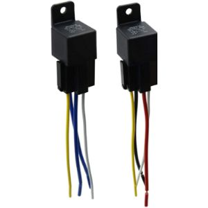 Uxcell Dc Pin Spst Electrical Relay