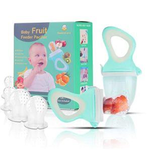 Daddycare Silicone Baby Fresh Food Feeder