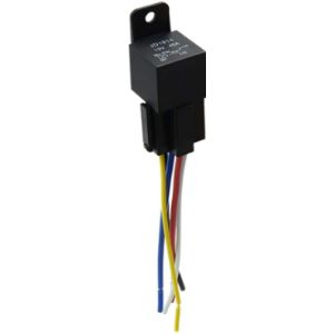 Uxcell Socket 5 Pin Automotive Relay