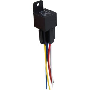 Uxcell Automotive Relay Connector