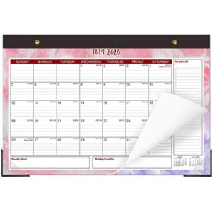 Visit The Winwill Store Academic Year Desk Pad Calendar