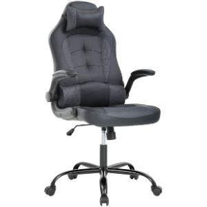 Bestoffice Adjustable Rolling Kitchen Chair