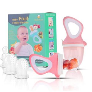Daddycare Baby Food Feeder Pacifier