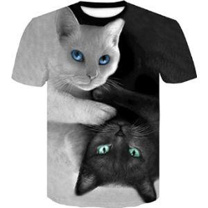 Volanic 3D Graphic Shirt