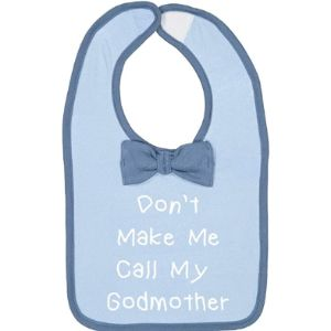 Mashed Clothing Baby Bib With Bow Ties