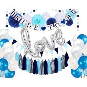 Doyolla Tassel Garland Balloon