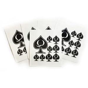 Spadescastle Queen Tattoo Design