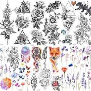 Coktak Tattoo Pattern Geometric