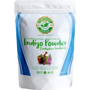 Plants & Herbs Ayurveda Blue Indigo Powder