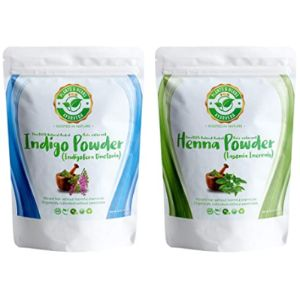 Plants & Herbs Ayurveda Herbal Indigo Powder