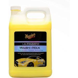 Meguiars Today Car Wash