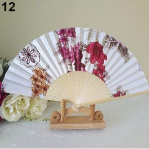 Softmusic Flower Desk Fan