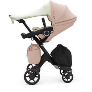 Stokke Pink Toddler Stroller