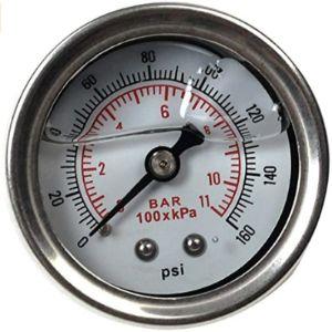 Superfastracing Efi Fuel Pressure Gauge