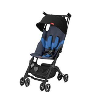 Gb Adjustable Handle Lightweight Stroller